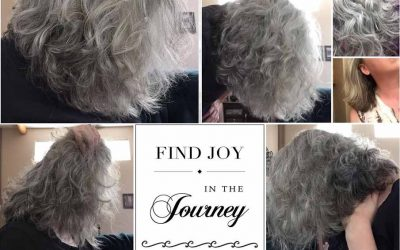 Transition to Silver Hair