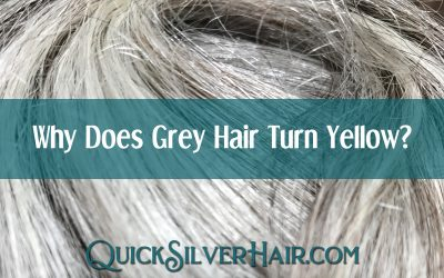Why Does Gray Hair Turn Yellow?