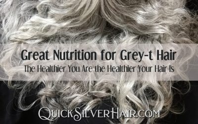 Great Nutrition for Great Hair