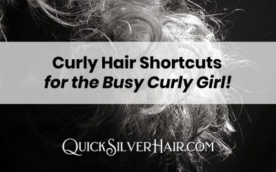 Curly Hair Shortcuts for the Busy Curly Girl