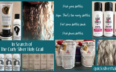 In Search of The Curly Silver Holy Grail