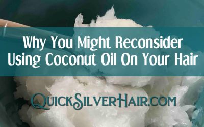 Why You Might Reconsider Using Coconut Oil On Your Hair