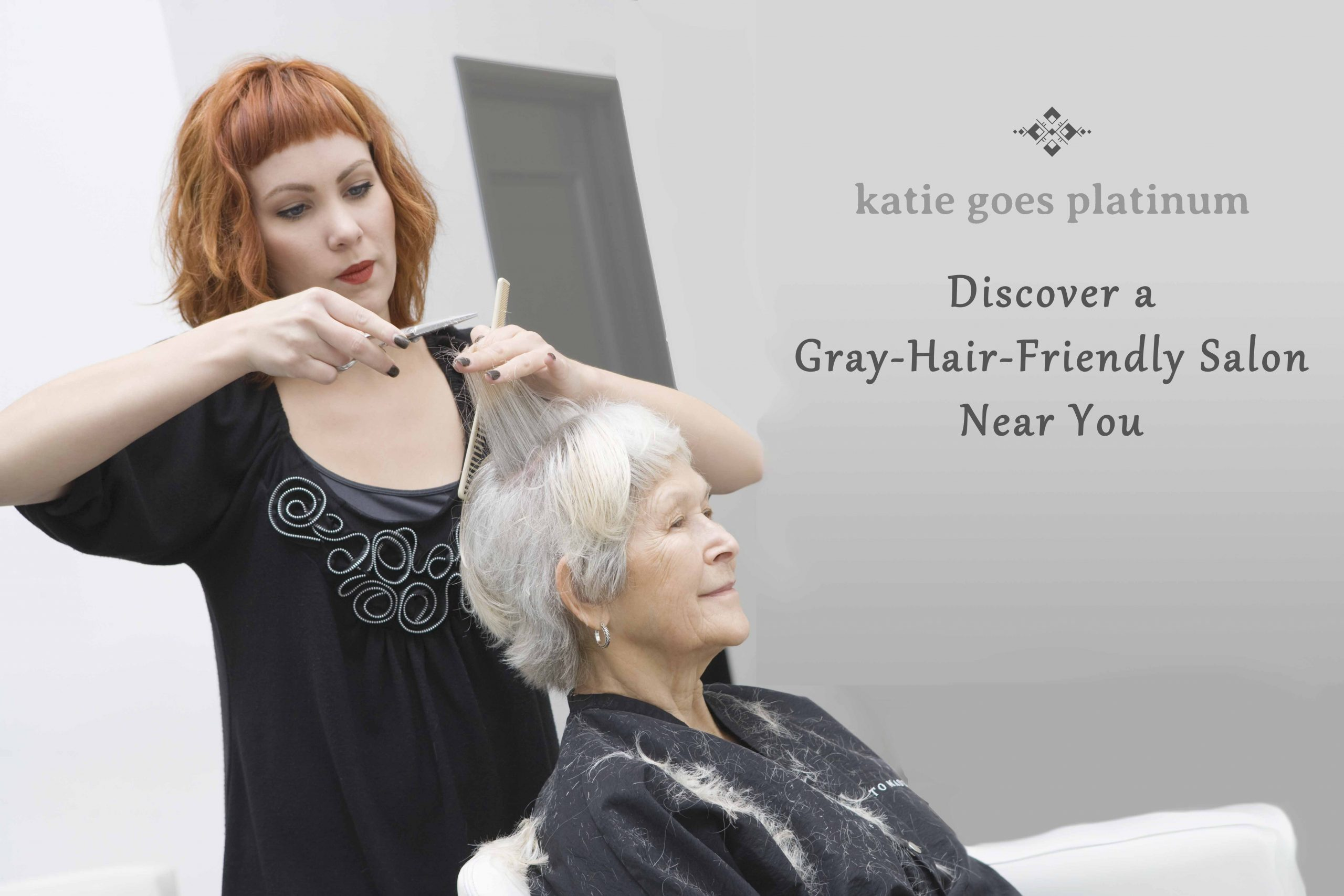 Salons Specializing in Gray Hair Directory feature image