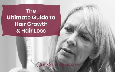 The Ultimate Guide to Hair Growth and Hair Loss