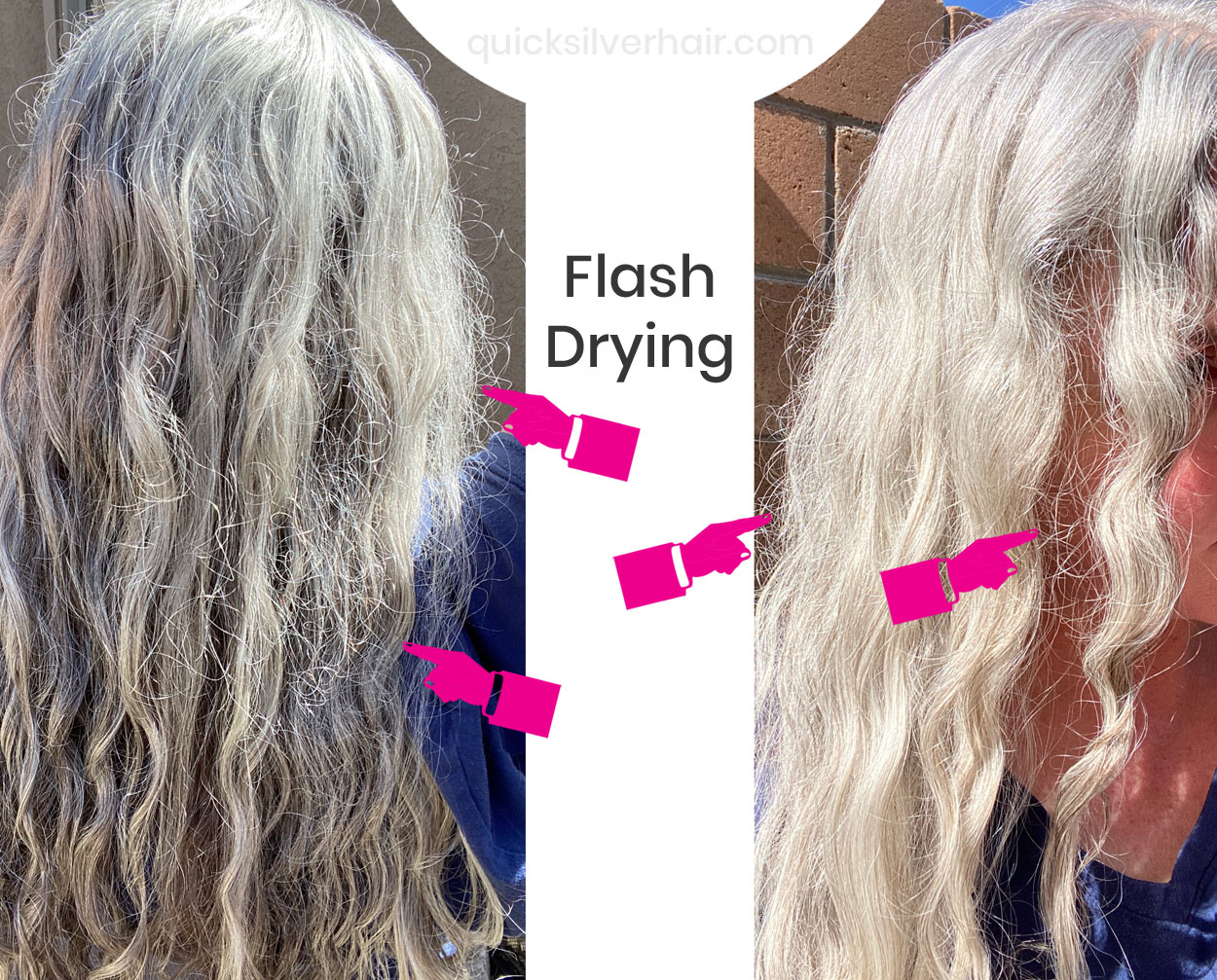 What Ingredients Should You Avoid or Not in Hair Products to prevent flash drying image