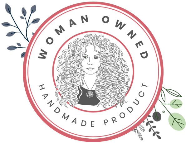 All of What You Want and None of What You Don't woman owned badge