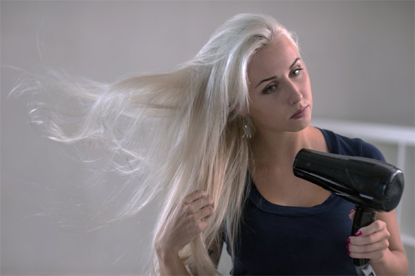 Heat Damage on Gray Hair: The Ultimate Guide