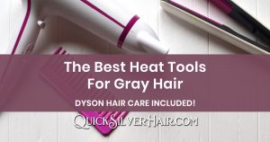 The Best Hair Tools For Gray Hair title image