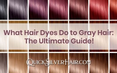 What Hair Dyes Do to Gray Hair: The Ultimate Guide!